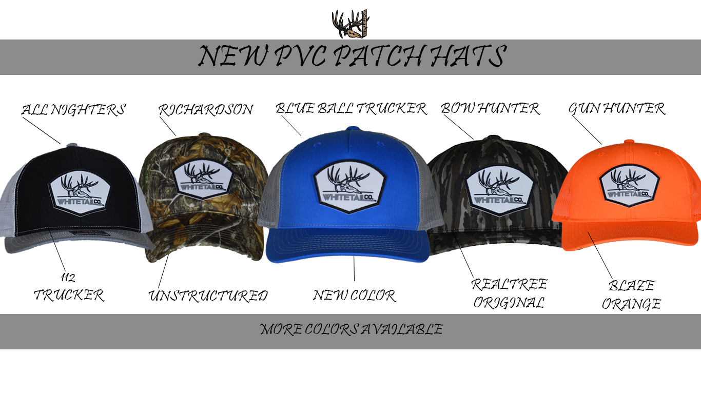 NEW PVC HAT WEB