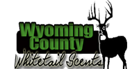 Wyoming County Whitetail Scents 200x100 Home Page